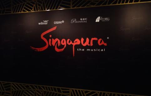 Singapura: The Musical credit: Liang Vincent WANG